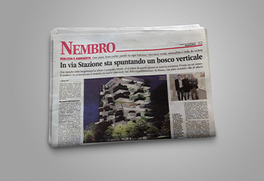 Tower Nembro su Bergamo Post